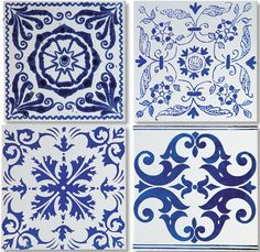 Traditional Portuguese tiles in the modern interior - Decoration Solutions