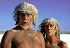 A concept art of what Homo ergaster may have looked like. Description from mrjayphillips.wikispaces.com. I searched for this on bing.com/images