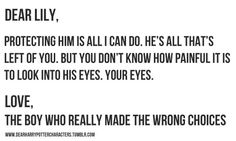 Dear Lily