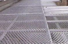 expanded metal- yilida metal wire mesh co.,ltd Economical solution for all types of walkway & gantry Tested & measured load bearing capacities New Gripwalk for added anti slip protection Choice of materials, Steel, Aluminium or Stainless steel. Multi purpose finishes, HSG, Red Oxide, Epoxy coated, or painted. Fabricated into framed panels for ease of access. Supergrip for wheelchair ramps. Framed or unframed walkway Option to weld or join or clip the sheets in situ,
