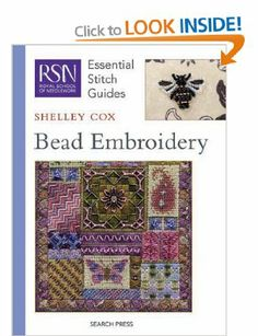 Bead Embroidery (Essential Stitch Guide): Amazon.co.uk: Shelley Cox: Books