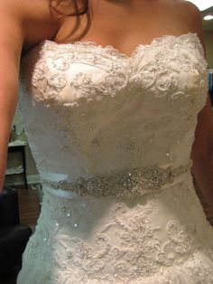 Close up picture of my dream dress (that I found on google). ^_^ Essence of Australia style D1042