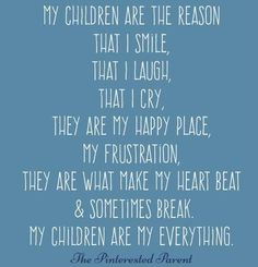 So True! Although I wouldn't trade it for the world.  My purpose is my children!