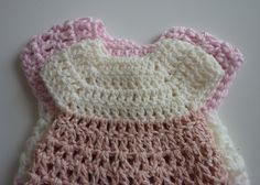Mamma That Makes: Davida Gown - Free Crochet Pattern
