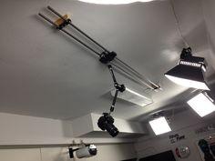 The 8-Foot Ceiling Mounted DIY Camera Slider - Chris Duke