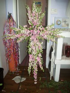 Cross Stand Spray Casket Flowers, Grave Flowers, Cemetery Flowers, Church Flowers, Funeral Floral Arrangements, Artificial Floral Arrangements, Flower Arrangements, Funeral Spray Flowers, Funeral Sprays
