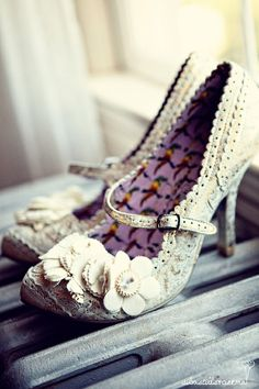 #bridal #wedding #shoes #accessories #lace