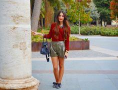 Erase una vez...mi estilo!!: Season's outfit!