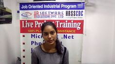HRSS-CDC (Career Development Center) provides Live Project Industrial Training to Final Year Students with plenty job opportunities !