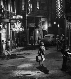 Vivien Leigh in A Streetcar Named Desire [Un Tramway nomm Dsir]   (1951, dir. Elia Kazan)