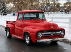 1956 Ford Find local classic cars in Elkton Maryland on DealsLister classifieds. Buy or sell classic cars anywhere in the US. Ford 56, 1956 Ford Truck, Ford Pickup Trucks, New Trucks, Custom Trucks, Jeep Pickup, 1954 Ford, Pickup Camper, Toyota Trucks