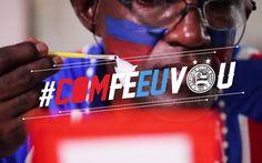 Esporte Clube Bahia cria campanha de engajamento e motivação batizada de #ComFéEuVou