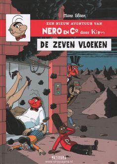 Nero - Een nieuw avontuur van Nero en Co - De zeven vloeken