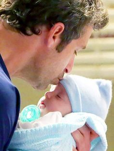 Touching moment with Derek and Bailey