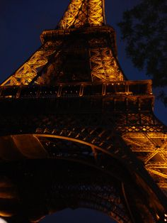 My favorite Eiffel Tower picture I took!