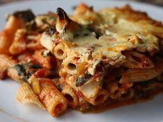 Η Αργυρώ Μπαρμπαρίγου σε κέφια! Μας δίνει συνταγή για παστίτσιο λαχανικών με κρέμα μανιταριών! | eirinika.gr