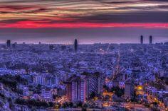 Barcelona / While the city sleeps