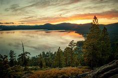 Landscape photography - Sunset
