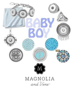 "Great gift for an expecting Mother!!! ""Magnolia and Vine Baby Boy"" by magnoliaandvine on Polyvore www.mymagnoliaandvine/SouthernSoul"