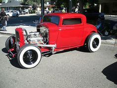 Ford : Other red 1932 Ford Coupe - http://www.legendaryfind.com/carsforsale/ford-other-red-1932-ford-coupe/