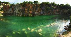 10 unikátnych miest na Slovensku, kde sa okúpete zadarmo a uprostred prírody | interez.sk