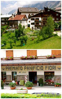 ღღ  San Vito di Cadore, Dolomites shared from the blog: Apron and Sneakers - Cooking & Traveling in Italy