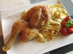 IMG_0632[2] Chicken, Meat, Food, Clean Foods, Chef Recipes, Health, Essen, Meals, Yemek