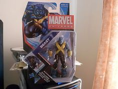 #Marvel #universe action figures #beast hasbro,  View more on the LINK: 	http://www.zeppy.io/product/gb/2/122046732405/