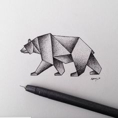 "jedavu: "" Little Hybrid Illustrations by Sam Larson American artist Sam Larson create tiny black and white illustrations with felt-tip pen, mixing wild landscapes and animals, shapes and food into..."