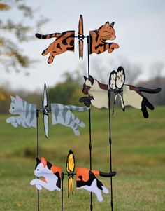 Petite Spinner - Calico Cat – Premier Kites & Designs Offerign a wide variety of pet decor!