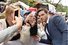Pin for Later: The Brits Are Coming! Your Favourite Stars at the Toronto Film Festival Nicholas Hoult