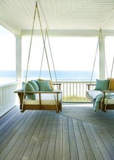 porch swings - Google Search