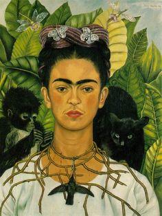 Frida Kahlo het kleurrijke icoon uit Mexico Mooiwatplantendoen.nl