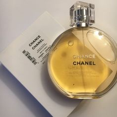 Chanel Chance / New Chanel Chance (orange color) fragrance tester bottle. Full bottle / Never sprayed Yellow Aesthetic Pastel, Rainbow Aesthetic, Aesthetic Colors, Pastel Yellow, Mellow Yellow, Aesthetic Pictures, Instagram Mobile, Chance Chanel, Yellow Theme