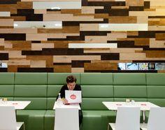 Imagine These: Cafe Interior Design | Vallorini Italian Cafe | Bromley London | SHH