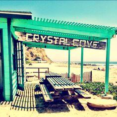 Crystal Cove, CA