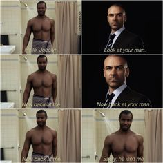 Isaiah Mustafa (Old Spice Guy!) is Luke Garroway in abcFamily's Shadowhunters. Alan Van Sprang is Valentine. I'm so excited! Reign Season, Isaiah Mustafa, Shadowhunter Academy, Shadowhunters Tv Show, Cassandra Clare Books, The Dark Artifices, The Infernal Devices, Shadow Hunters, The Mortal Instruments