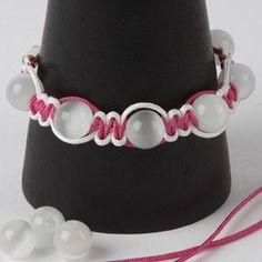 Knitted bracelets