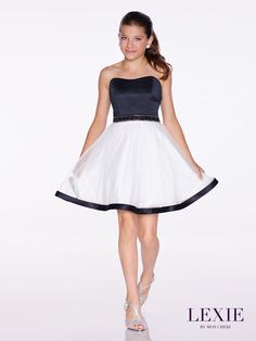 Formal Dress For Tweens | Lexie By Mon Cheri Tween Party Dress 11664