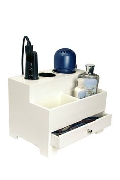 Personal Hair Care & Style Organizer