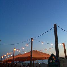 """""""Night lights... #ocean #sunset #scheveningen #lights #sky #bliss #coast #netherlands"""""""