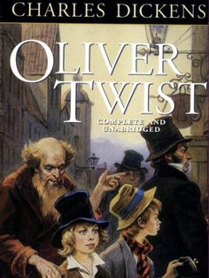 'Oliver Twist' written by Charles Dickens is the story of an orphan who leads a miserable existence till he manages to escape to London where he unknowingly gets involved in unlawful activities.