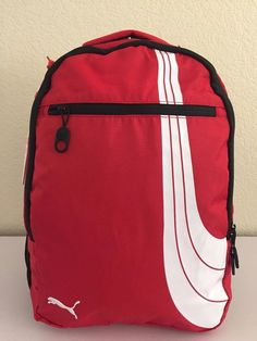 e80e84ad756 PUMA Teamsport Formation Backpack Red 18.5