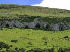 The Caves of Kesh ~ Ireland
