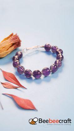 pcs Handmade Jewelry Accessories Trendy Zircon Crystal Spiral Clasps For Jewelry Making Pendants 2020 Latest Design - Custom Jewelry Ideas Diy Bracelets Easy, Bracelet Crafts, Jewelry Crafts, Jewelry Bracelets, Wire Wrap Bracelets, Jewelry Ideas, Homemade Bracelets, Diy Jewelry Tutorials, Wire Wrapped Bracelet
