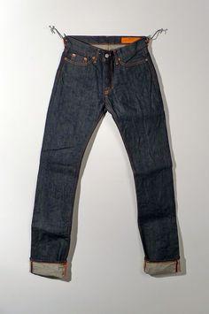Jean Shop Indigo Slim