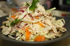Vietnamese Chicken and Cabbage Salad   Medifast Recipes