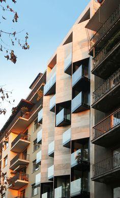 Gallery - Ismael 312 Apart Hotel / Estudio Larrain - 9