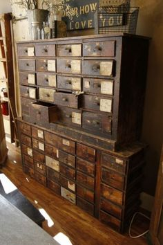Want this chest from Old Glory Antiques