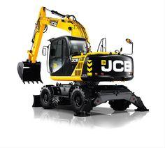 JCB Construction Equipment/JCB Anlaggningsmaskiner - http://MaskinVerket.se #JCB